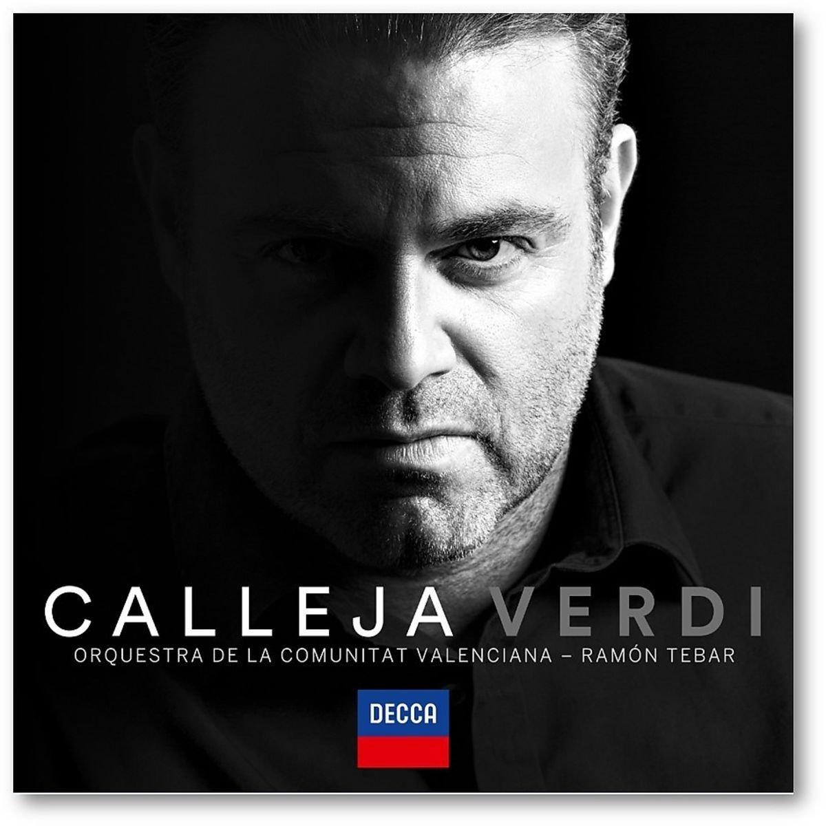 Joseph Calleja: Verdi  Decca