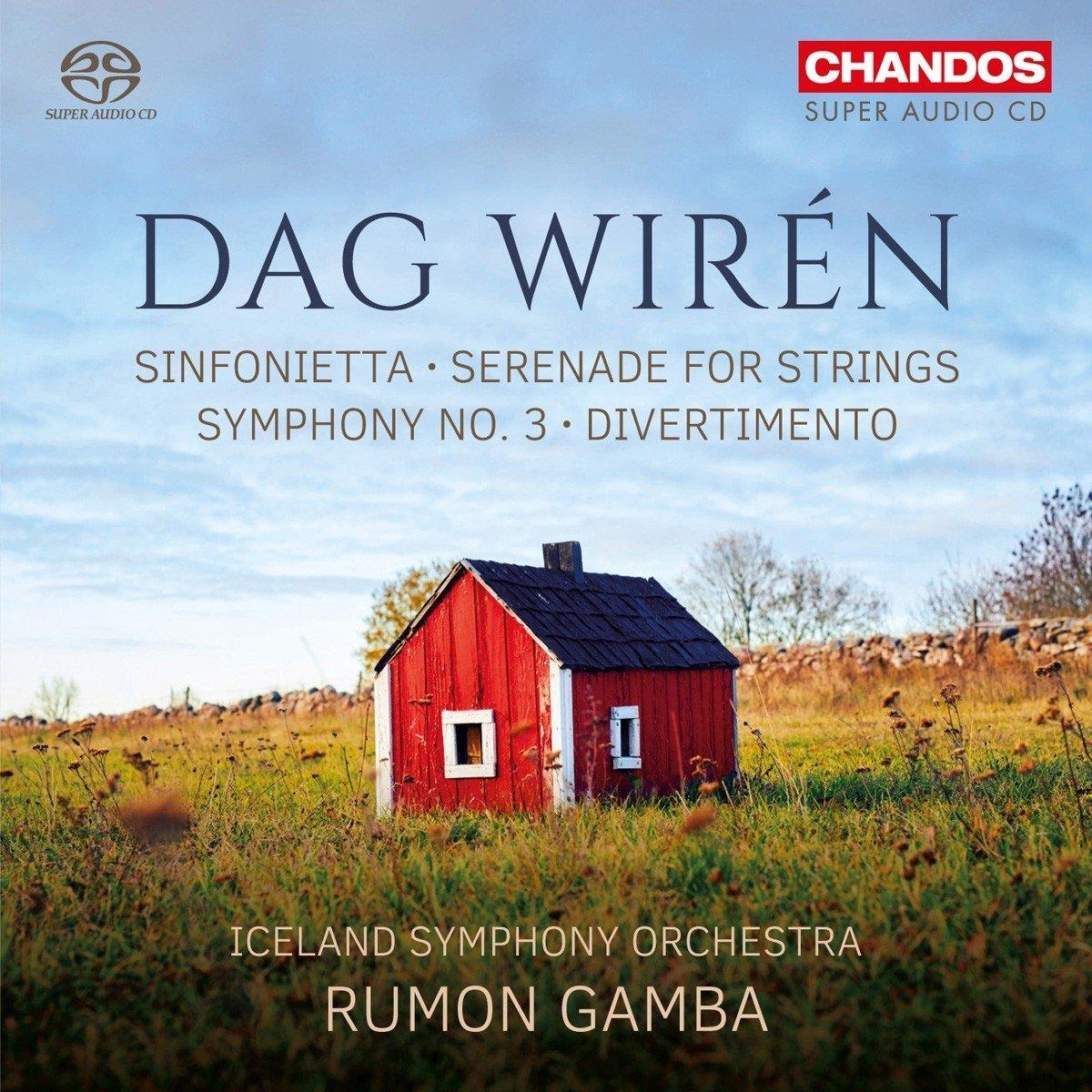 Dag Wiren: Orchestral Music - Iceland SO/Rumon Gam