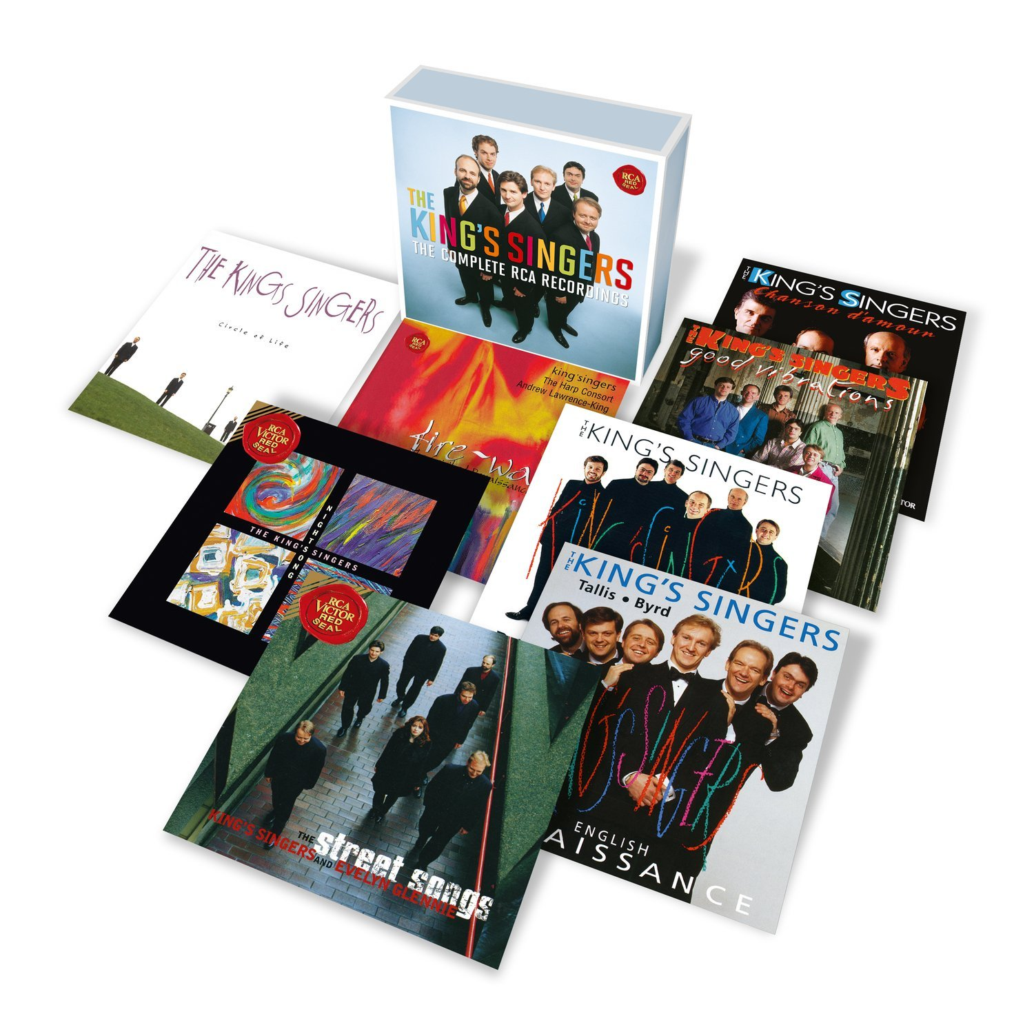 The King's Singers: The Complete RCA Recordings  S
