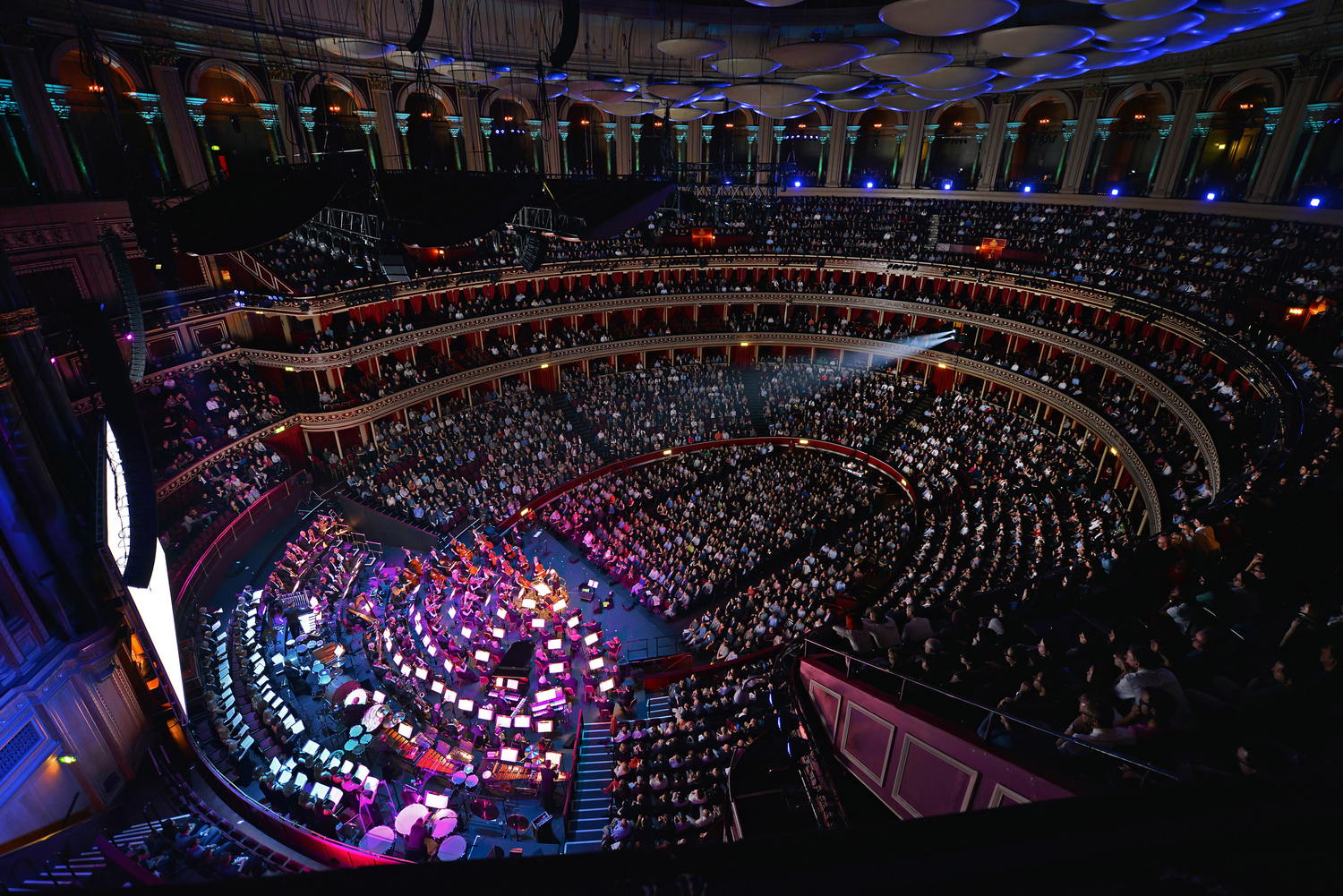 Royal Albert Hall Films in Concert programme