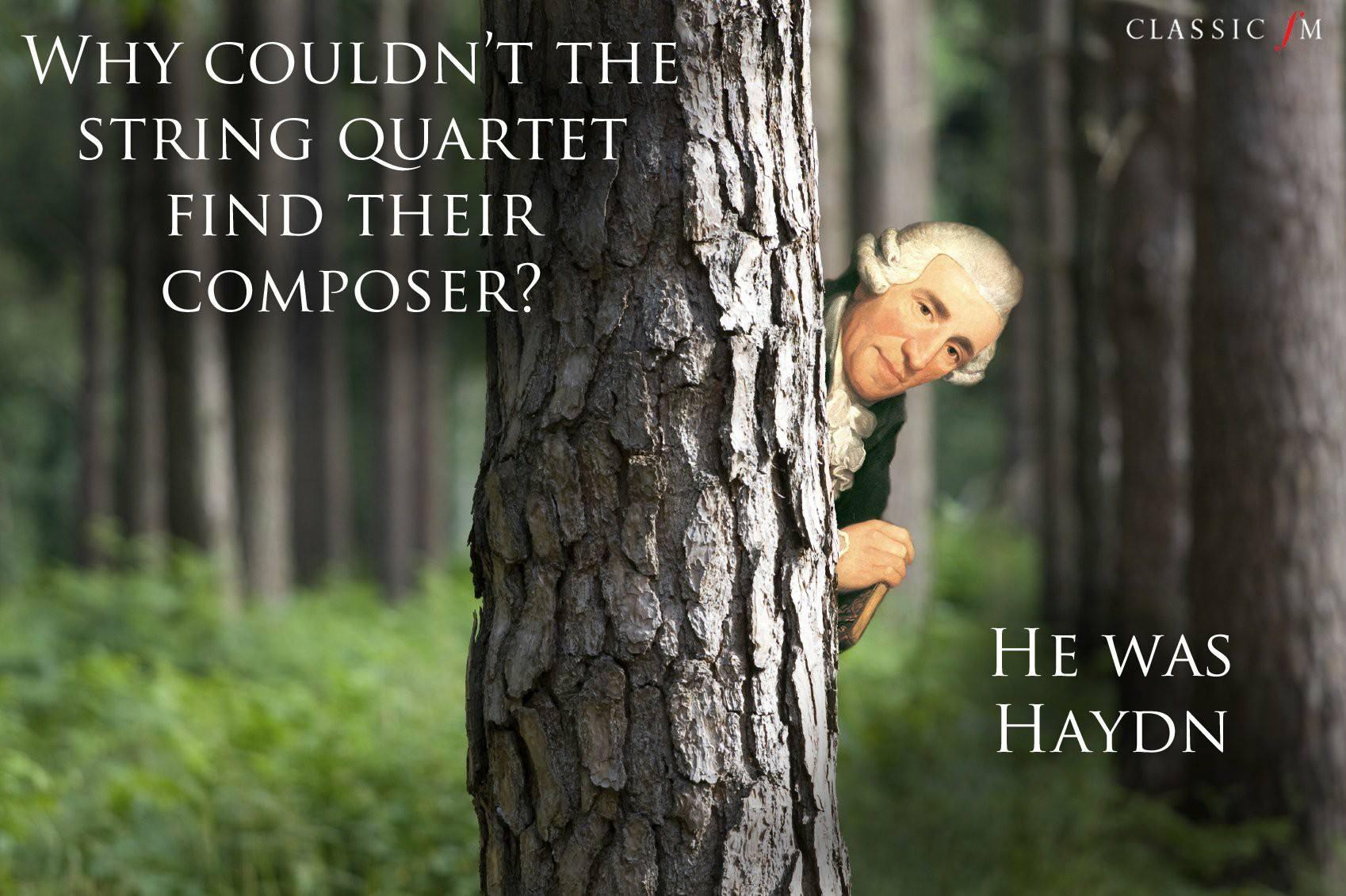Haydn joke