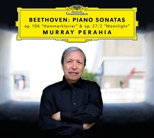 Beethoven: Piano Sonatas Opus 27/2 & 106 - Murray