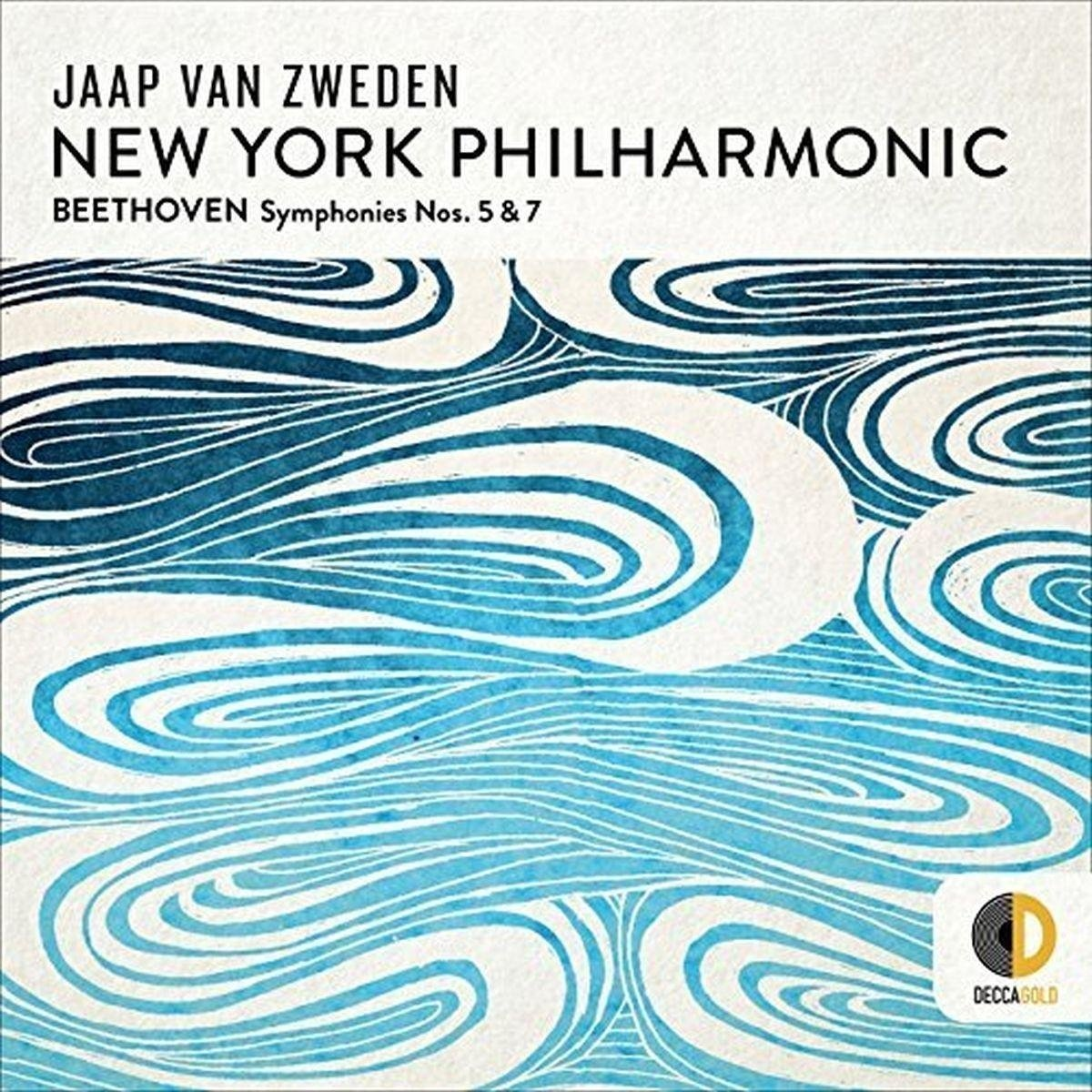 Beethoven Symphonies Nos. 5 & 7  conducted by Jaap