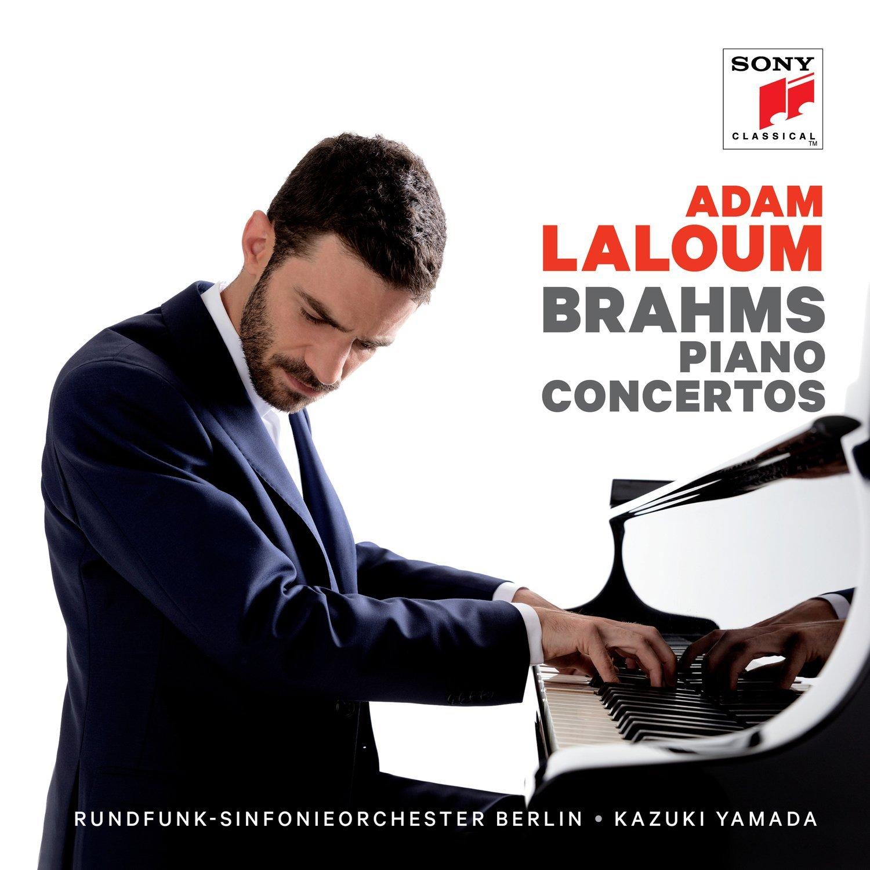 Brahms: Piano Concertos - Adam Laloum  Sony Classi