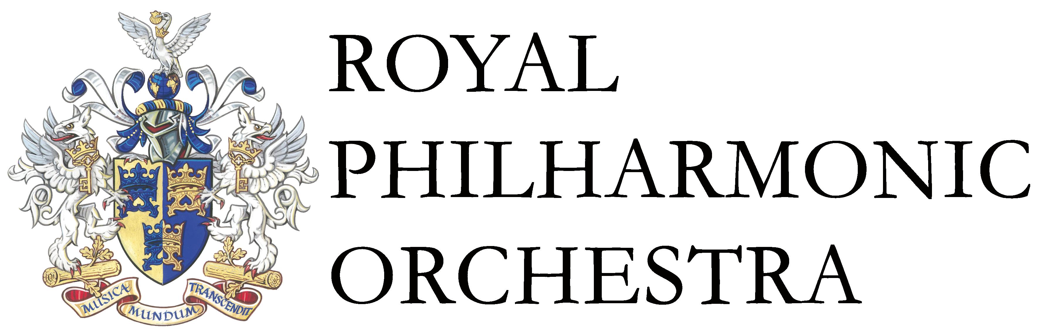 Royal Philharmonic Orchestra logo 2018