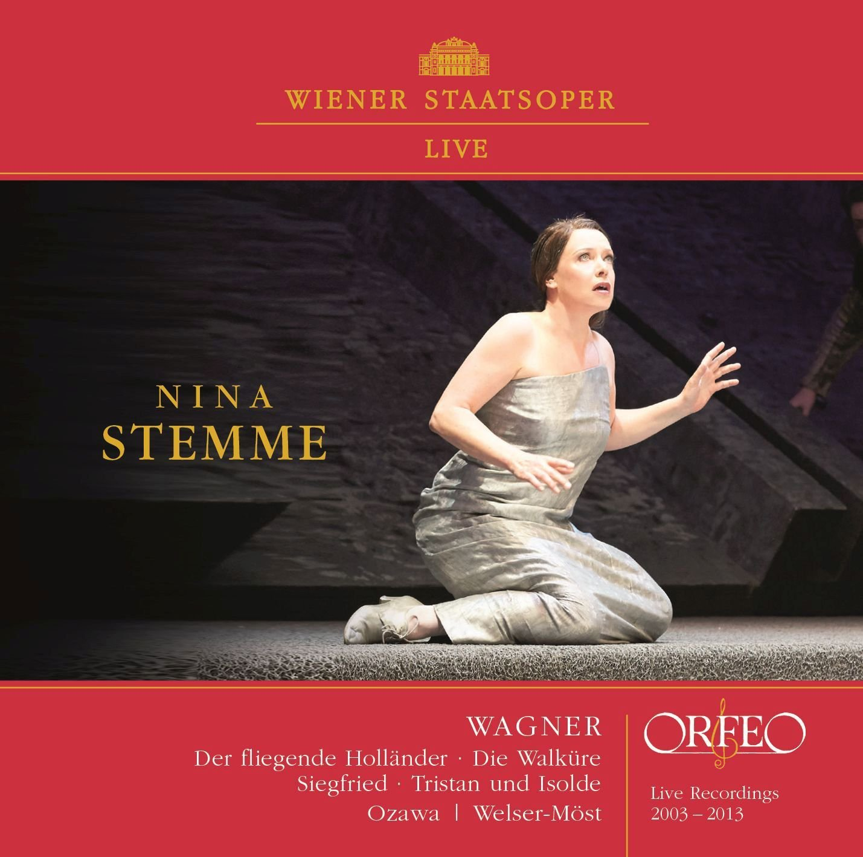 Wagner: Nina Stemme   Orpheo