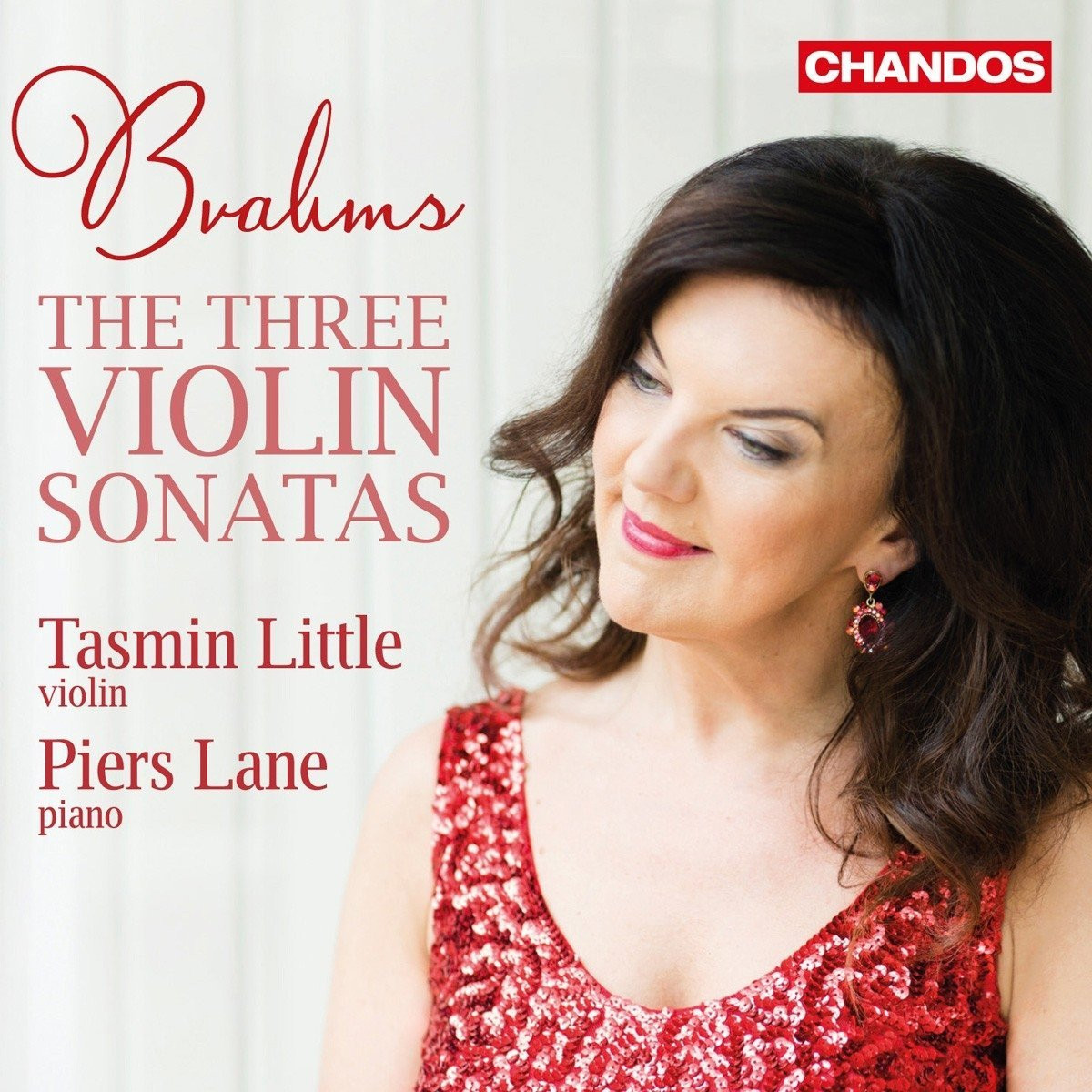 Brahms: Violin Sonatas - Tasmin Little, Piers Lane