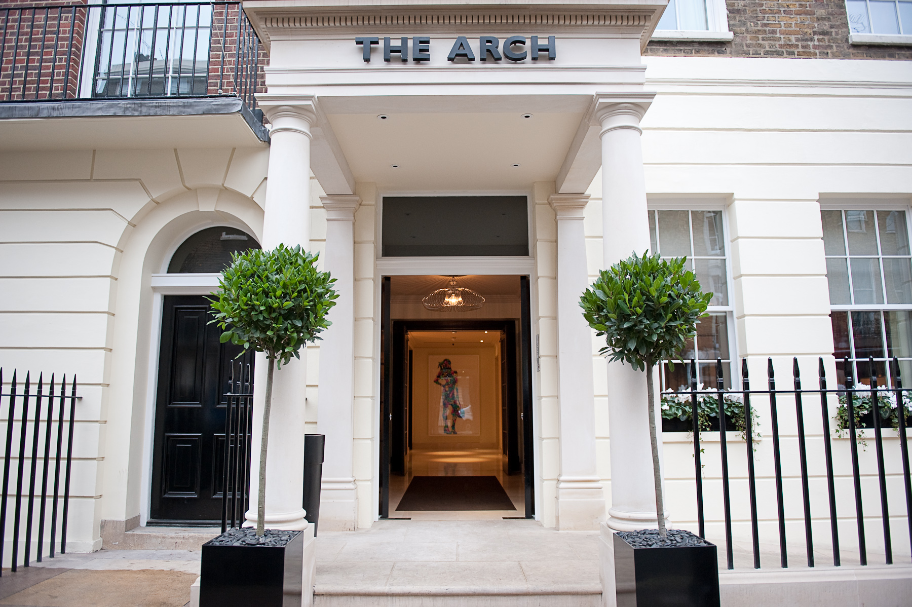 The Arch hotel