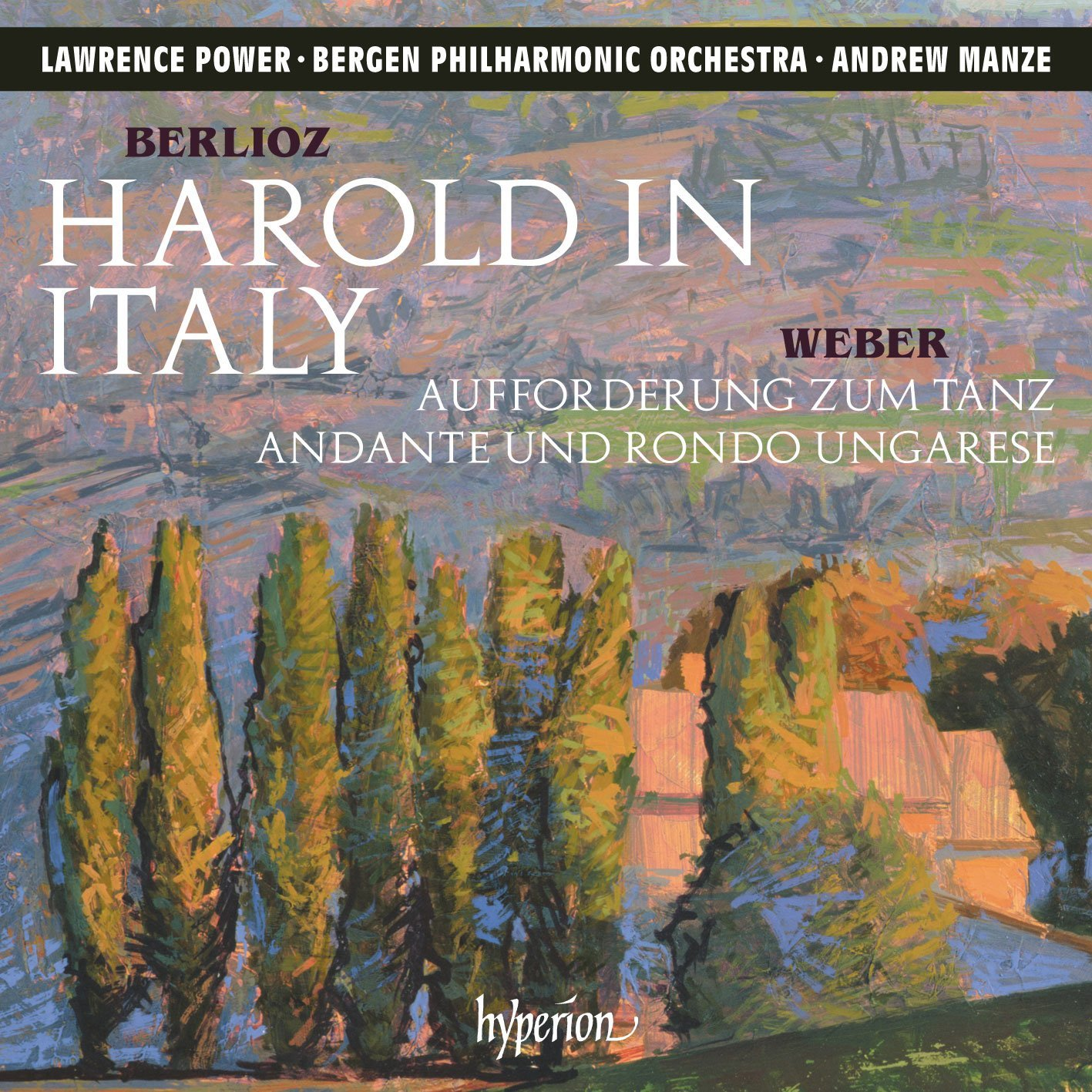 harold in italy hyperion manze
