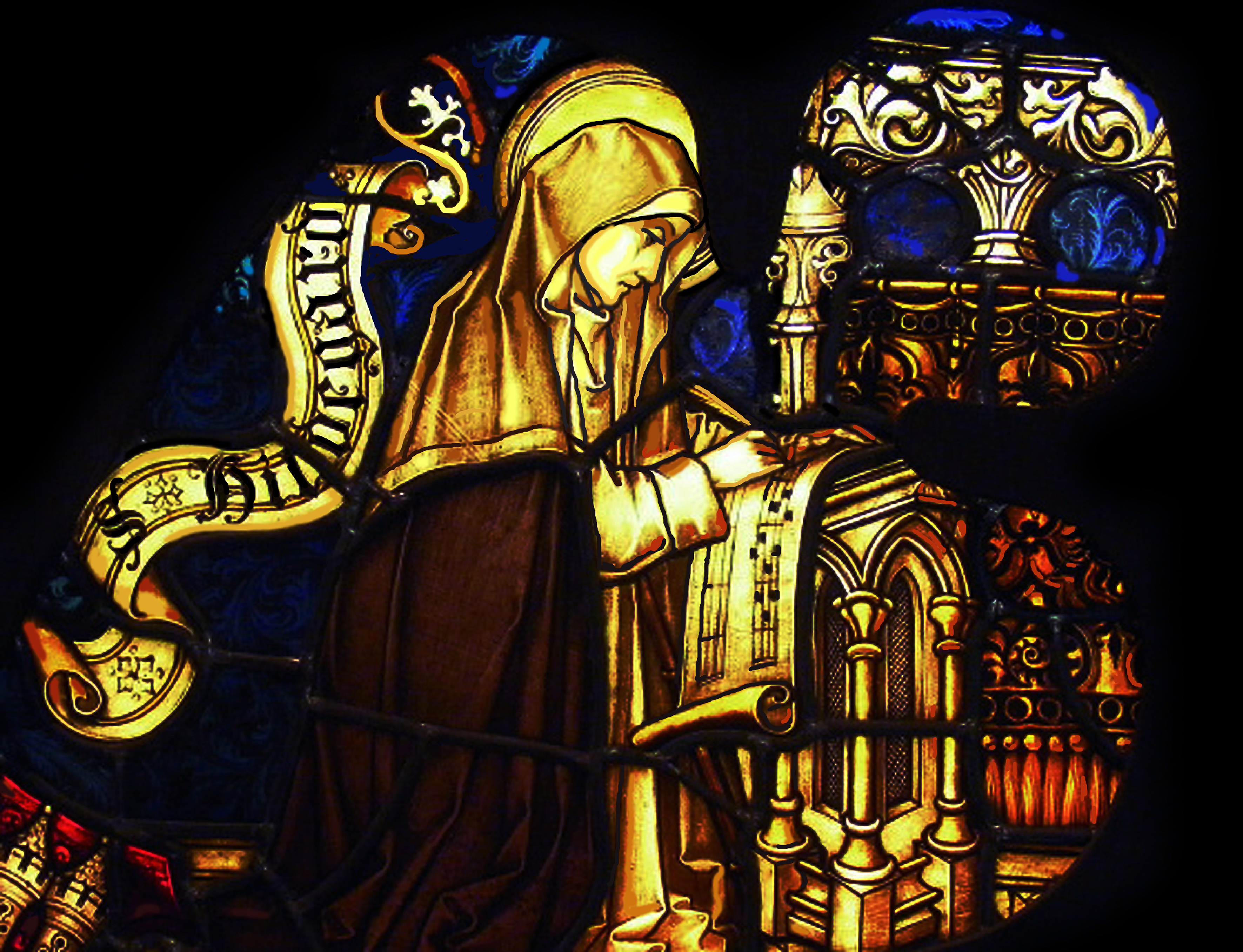 Hildegard of Bingen: life and music of the great female