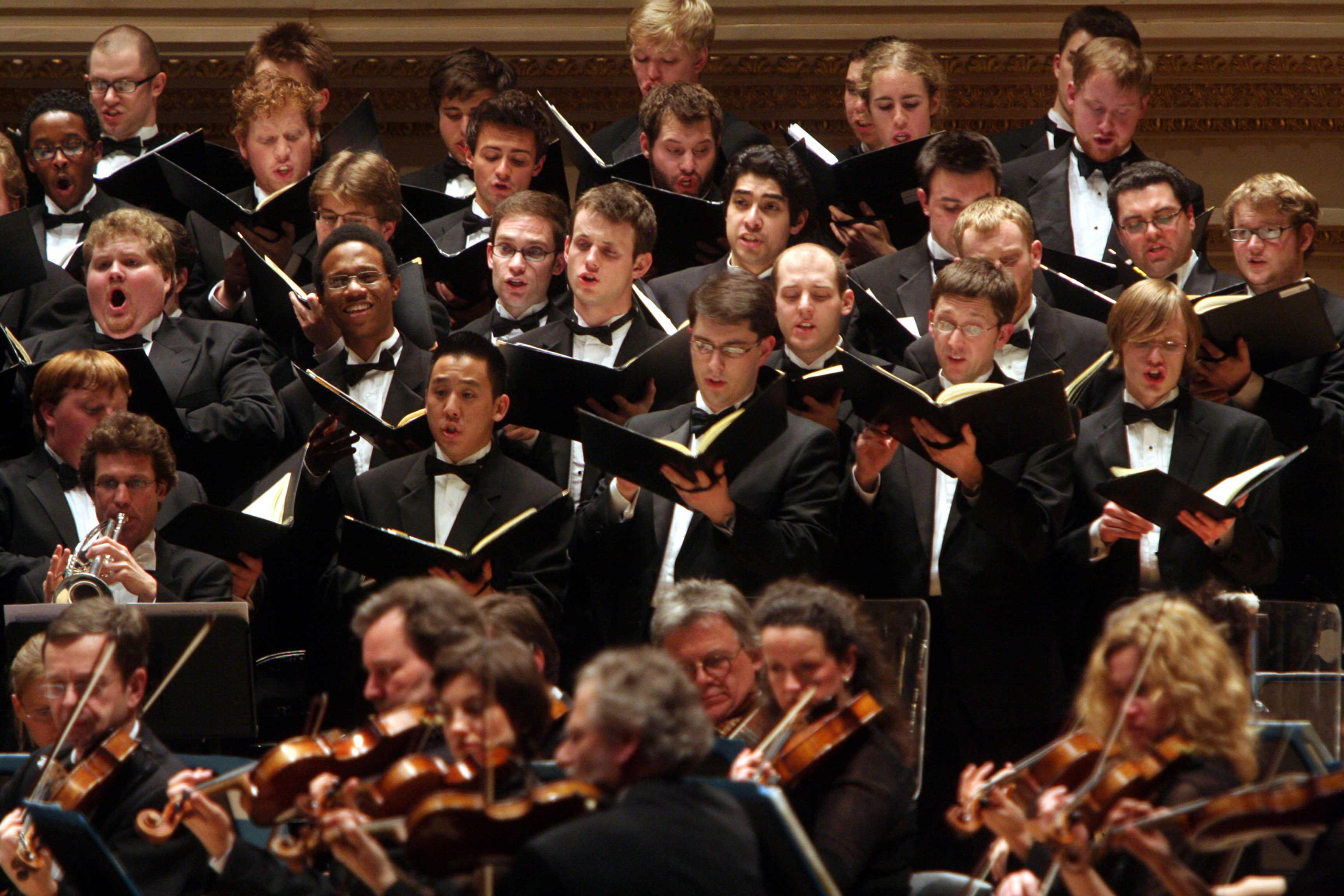 The Bavarian Radio Symphony Orchestra and the West