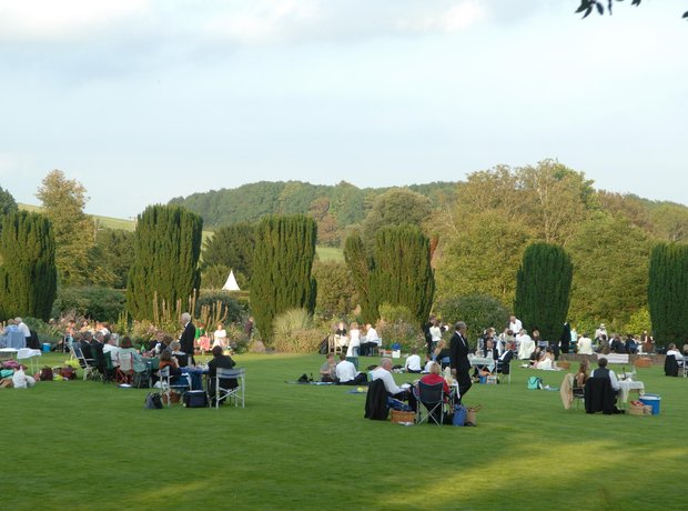 Pictures of Glyndebourne opera