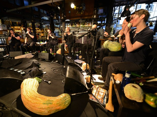 Vegetable Orchestra