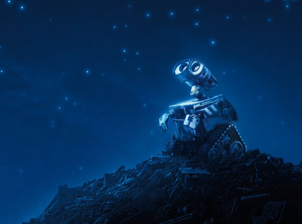 WALL-E Thomas Newman Disney Pixar
