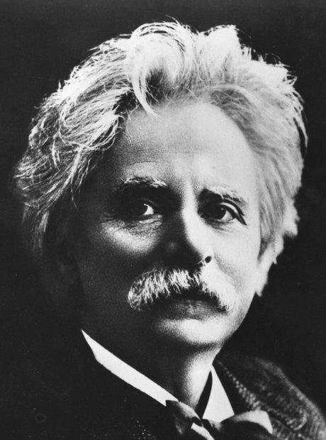 Composer Grieg