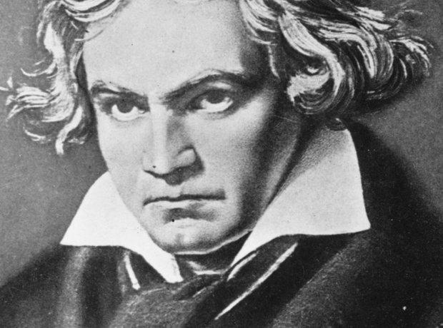 Ludwig van Beethoven composer