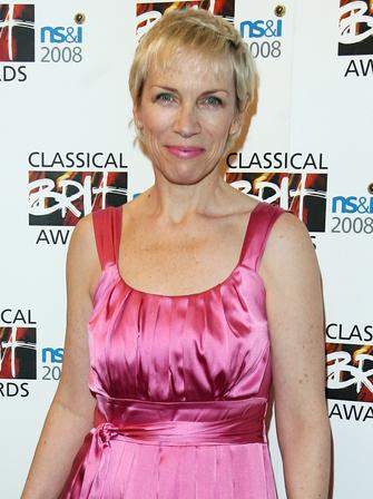 Annie Lennox at the Classical Brits 2008