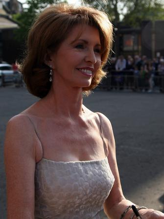 Jane Asher at the Classical Brits 2008
