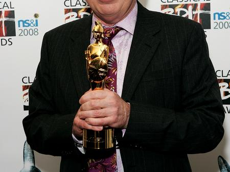 Sir Andrew Lloyd Webber at the Classical Brits