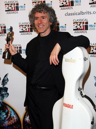 Steven Isserlis at the Classical Brits 2008