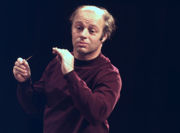Bernard Haitink conductor