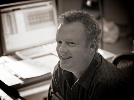 Howard at Abbey Road Studios