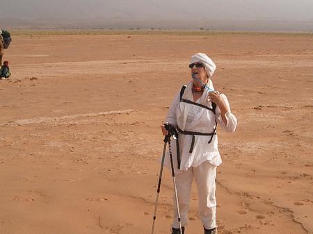 Trek Sahara - Pat Appleby