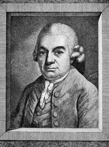 Carl Philippe Emmanuel Bach