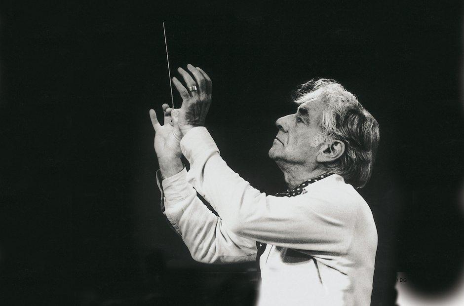 Leonard Bernstein conductor composer