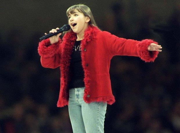 Charlotte Church soprano singer