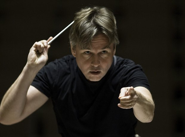 Esa-Pekka Salonen. Photo: Clive Barda