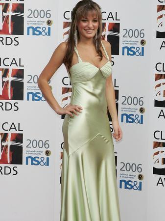 Nicola Benedetti Classic Brit Awards 2005