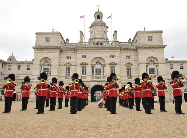 The Regimental Band of the Coldstream Guards