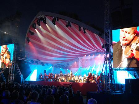 Tower Festival: Nigel Kennedy