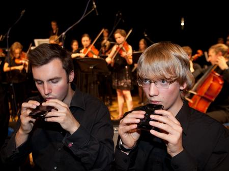 ipod flute players