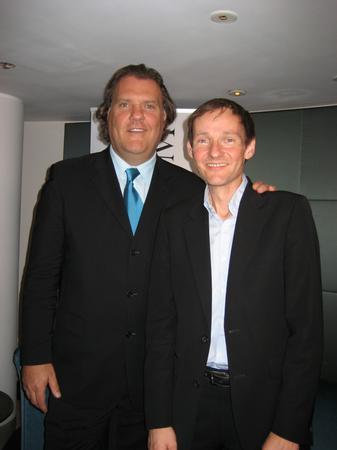 Bryn Terfel and Mark Forrest