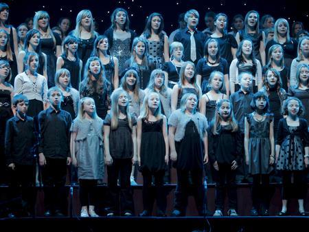 Glanaethwy Junior Choir