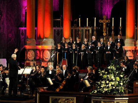 pablo colino, choir, vatican