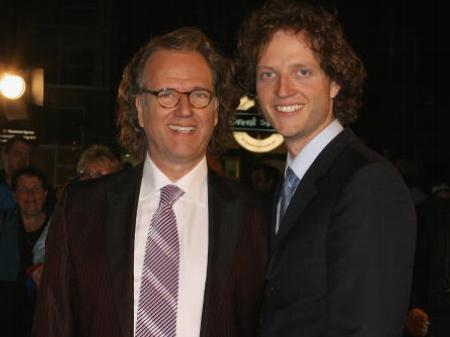 Andre and Pierre Rieu