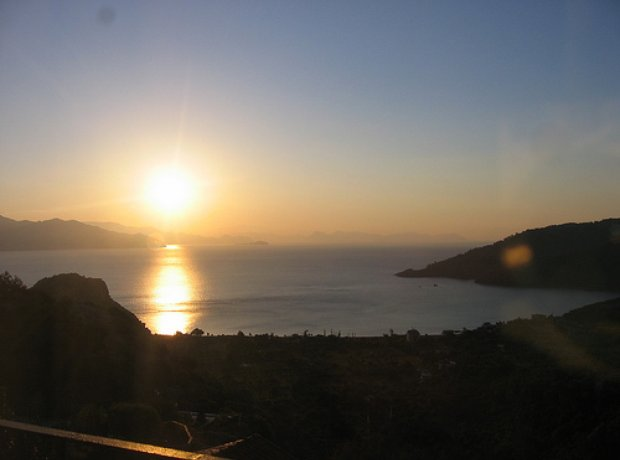 A Turkish Sunset