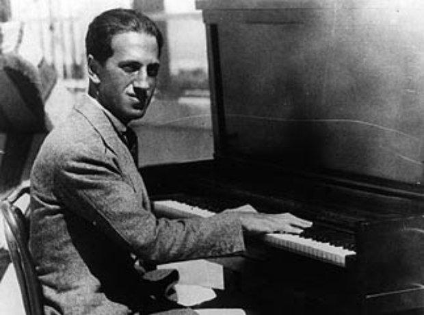 Gershwin piano
