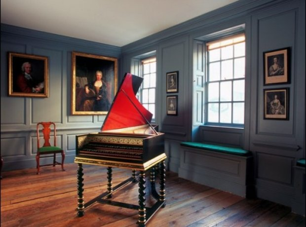 Image result for handel house museum