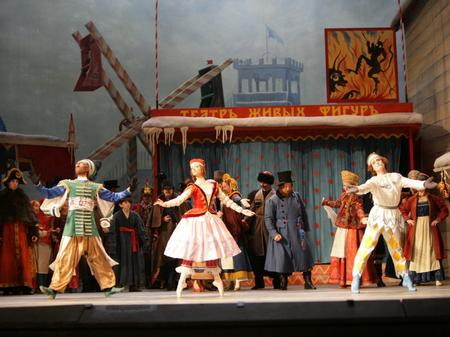 The Bolshoi return to the UK
