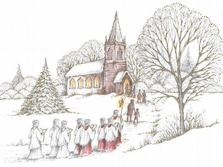 Classic FM Charity Christmas Cards
