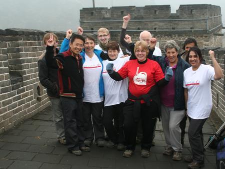 Great Wall of China - Finish#3