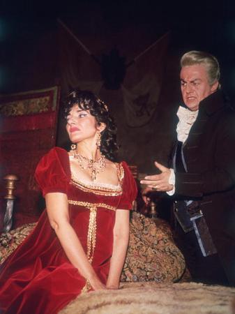 Maria Callas Norma London
