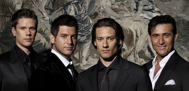 Il divo simon cowell 39 s heroes classic fm - Divo music group ...