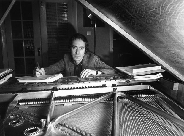 John Barry piano