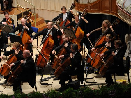 Classic FM Live artists March 2011
