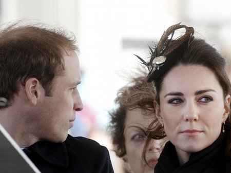 Prince William and Kate Middleton name a new lifeb